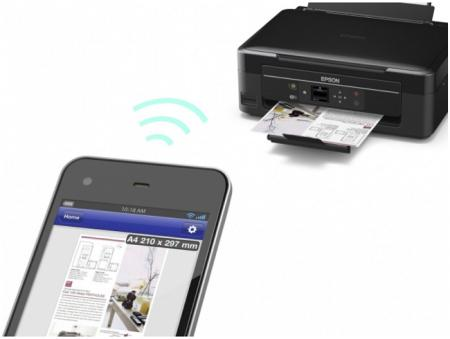 принтер для дома с wi-fi Epson Expression Home XP-323